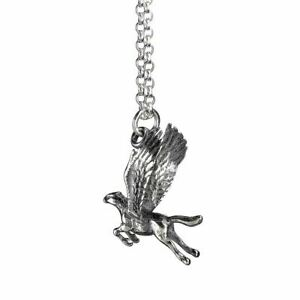Harry Potter Buckbeak Magical Creature Necklace Pendant - Boxed Sterling Silver