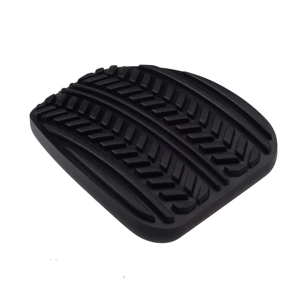 New 2*Brake Clutch Pedal Pad Cushion Rubber F4ZZ2457A For Ford Mustang 1994-2004
