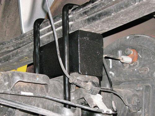 "Leveling Kit Front 3/"" Rear 2/"" Ram 2500 3500 09-13 Diesel 4WD W//O Overload"