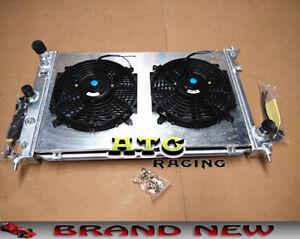 Aluminum-radiator-Shroud-Fan-for-FORD-FALCON-BA-BF-XR6-XR8-4-0L-V6-amp-5-4L-V8