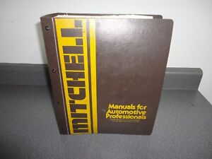 mitchell wiring diagram manual binder electrical 1967 1977 domestic Hummer Wiring-Diagram
