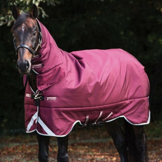 """BRAND NEW Rambo All-in-One Turnout Heavyweight Blanket 72"""""""