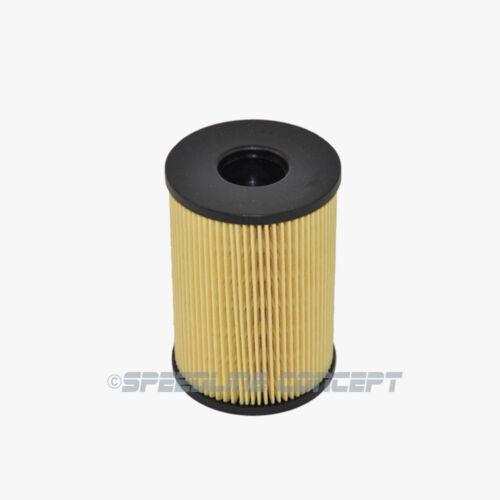 Engine Oil Filter Fits BMW 550i 650i 750i 750Li 760Li X5 X6 GT Premium 83220 New