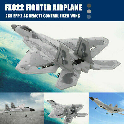 EPP Drone Toy RC Airplane Toy Jet Fighter Aircraft Kids Christmas Gifts