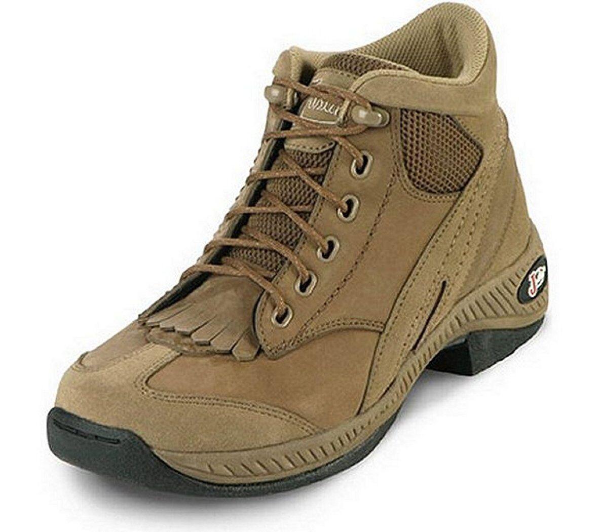Justin Damenschuhe Khaki L0161 George Strait Bandera Series Hikers Schuhes Khaki Damenschuhe Suede 6M S e27a4b