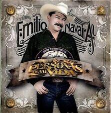 Navaira, Emilio-A Las Personas De Mi Vida CD NEW