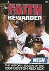 Faith Rewarded: The Historic Season of the 2004 Red Sox (DVD, 2004)