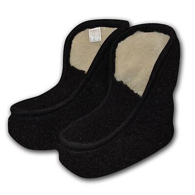 Konstruktiv !!sale!! 100% Genuine Pure Wool Unisex Slipper Boots For Men & Women ~ All Sizes Auf Der Ganzen Welt Verteilt Werden