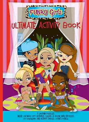 Nuevo Funky chicas Ultimate Libros de actividades Libro
