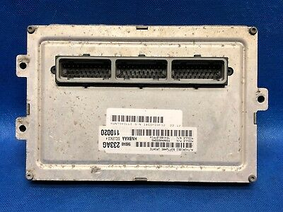 Engine Computer Programmed Plug/&Play 2001 Dodge Dakota 56040233AH 3.9L AT PCM