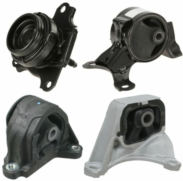 4PC ENGINE AND TRANSMISSION MOUNT FOR 2002-2006 ACURA RSX