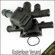 Neu Thermostat Gehäuse für VW Golf Audi A3 Seat Leon Skoda Octavia 06A121111