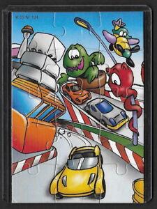 Jouet Kinder Puzzle 2d K03 104 France 2002 + étui De Protection +bpz 3hif1kt5-08011801-427604746