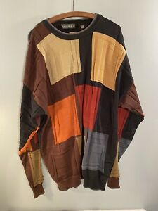 Vintage-Tundra-Canada-Sweater-Mens-Size-XL