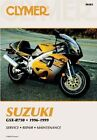 Suzuki Gsx-r750 1996-1999 Service Repair Maintenance Clymer Publishing