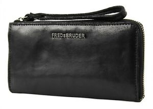 FREDsBRUDER-Bourse-Spotlight-Shiny-Wallet-Black