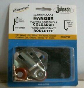 Johnson Hardware 2312 Universal Door Hanger