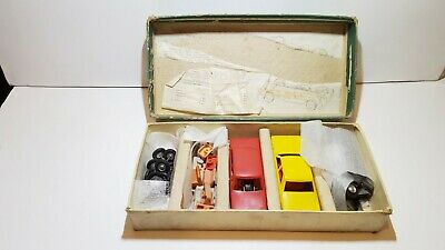 Baukästen & Konstruktion Cccp Ussr Rare Avtokonstruktor Auto Constructor Clockwork Toy Cars Mib Ovp 1970s Blut NäHren Und Geist Einstellen