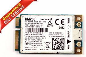 Ericsson-Dell-5530-PCIE-WWAN-WAN-Card-KM266-Mobile-Broadband-card-3G-HSDPA-GPS