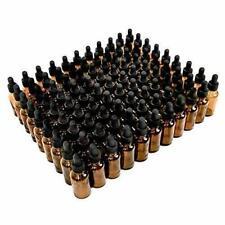 June Fox X002cy48f1 1oz Glass Dropper Bottle Brown Amber Case Pack Of 99