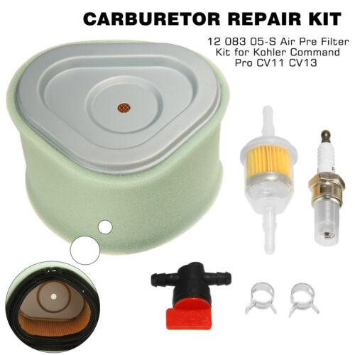 12 083 05-S Air Pre Filter Kit for Kohler Command Pro CV11 CV13 CV14 CV15 CV16