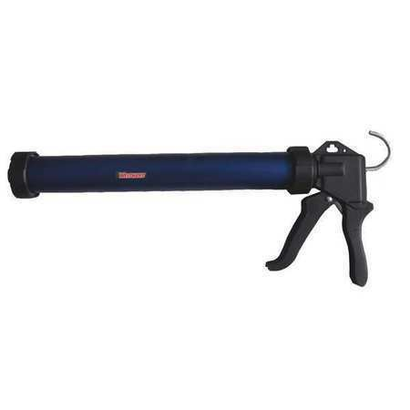 Blue Sausage WESTWARD 13J314 Caulk Gun 11 to 20 oz.