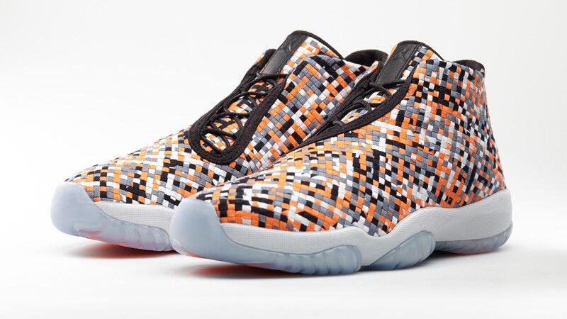 Nike air jordan futuro premio 11 xi multi - sz colore nero arancione 652141-006 sz - 14 6efb01