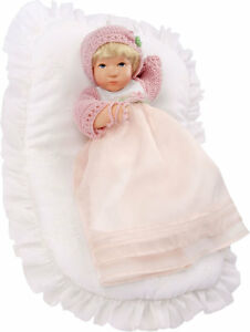 Käthe Kruse Puppen Kleidung Däumlinchen Rosa 25 cm 25476