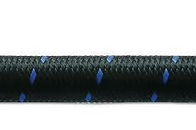 """5//8/"""" 10FT NYLON STAINLESS STEEL BRAIDED RUBBER 10AN AN10 OIL FUEL LINE HOSE"""