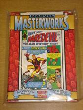 MARVEL MASTERWORKS DAREDEVIL HARDBACK GRAPHIC NOVEL #1-11 GRADES VG 0785107142