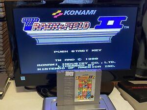 100-WORKING-NINTENDO-NES-RARE-SUPER-FUN-Game-Cartridge-TRACK-amp-FIELD-2