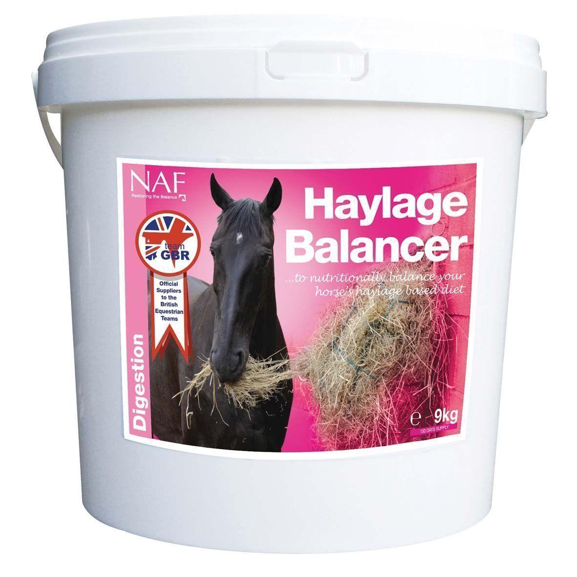 NAF Haylage Balancer 9kg - FREE Shipping