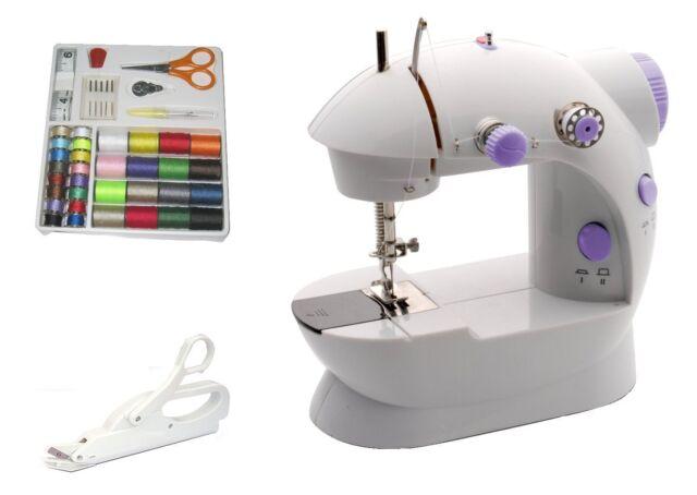 Sewing Machine Kit Combo Mini 40 Speed Beginners Automatic Rewind and Mesmerizing Beginners Sewing Machine Kit