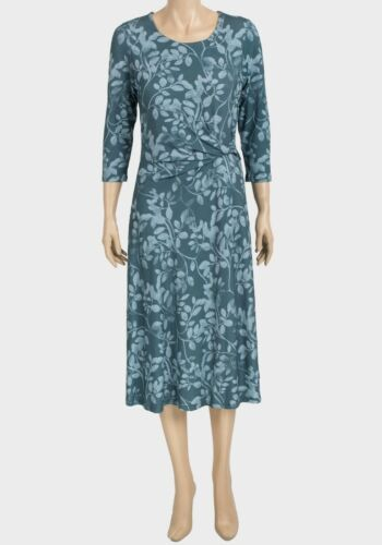 BRAND NEW WITH TAGS REMOVED GREEN DRESS BY EASTEX