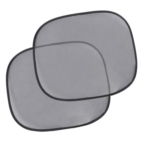 2 Pack Static Cling Mesh UV Light Blocking Foldable Sunshade Protector