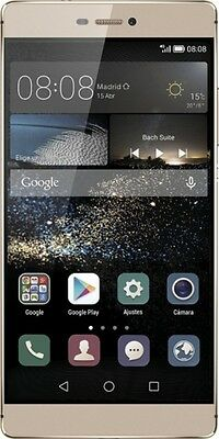 Huawei P8 Champagne SMARTPHONE LIBRE
