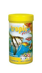 Aquarium Réservoir Flocons Nourriture Pour Poissons Tropicaux - 100 Ml-afficher Le Titre D'origine