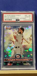 Bryce-Harper-2018-Bowman-039-s-Best-Power-Producers-Atomic-Refractor-PSA-10