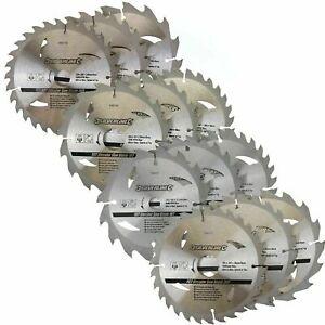 16 30T 3PK 436755 24 160 X 30-20 10MM RINGS TCT CIRCULAR SAW BLADES 16