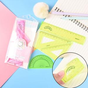 Flexible-Ruler-Straight-Set-Drawing-Ruler-For-Kids-Student-Gift-School-Supply