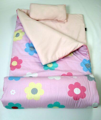 SoHo Kids Collection Classic Sleeping Bag Flowers
