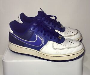 Men's Bluewhite M Basketball Force Shoes 1 Details 5 Nike Size About Air 82' 10 YvfgIb76y