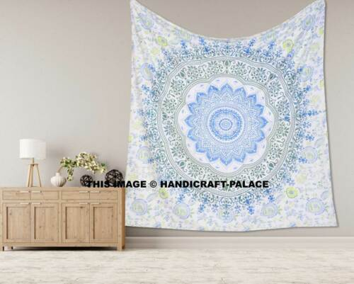 Wholesale Lot 10 Pcs Mandala Wall Tapestries Queen Bedspread Cotton Wall Hanging