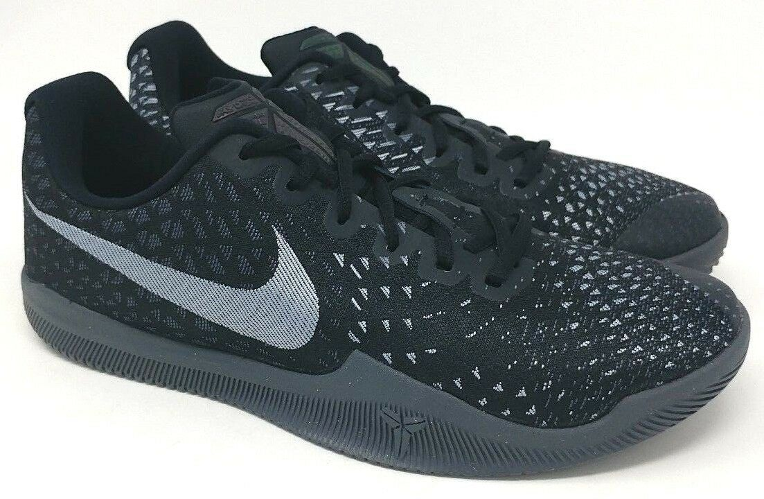 Nike Mamba Instinct SIZE 9.5 Dark Grey Black-Anthracite