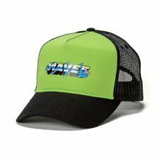 Pink Dolphin Men/'s Motorsports Snapback Hat Black Headwear Baseball Cap Dad NWT