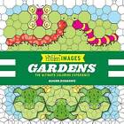 Hidden Images: Garden: The Ultimate Coloring Experience by Roger Burrows (Paperback, 2010)