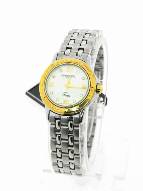 Raymond Weil Ladies Tango 5860 Two-tone Watch for sale online  8e60d1262a