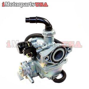 CARBURETOR 49CC 50CC 70CC 90CC 100CC 110C 125CC CHINESE ATV SUNL NST SSR KANDI