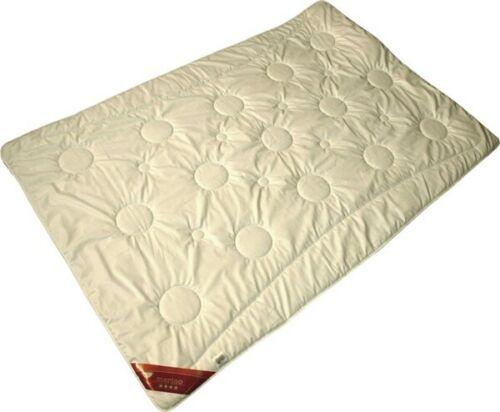 Extra Lightweight SHEEP WOOL DUVET Summer Blanket heat level 1 of 5