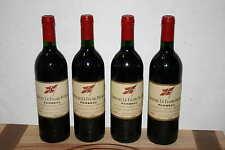 4 botellas de vino / 4 Wine Bottles CHATEAU LA FLEUR PETRUS Pomerol 1990 y 1989